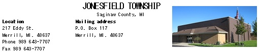 Jonesfield Township